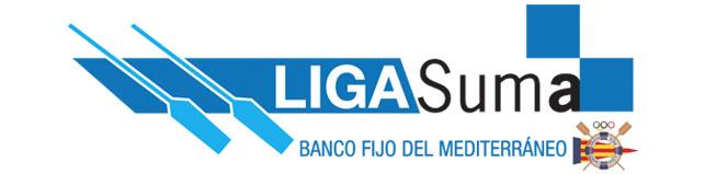 Imagen oficial de la Liga SUMA de Banco Fijo del Mediterráneo